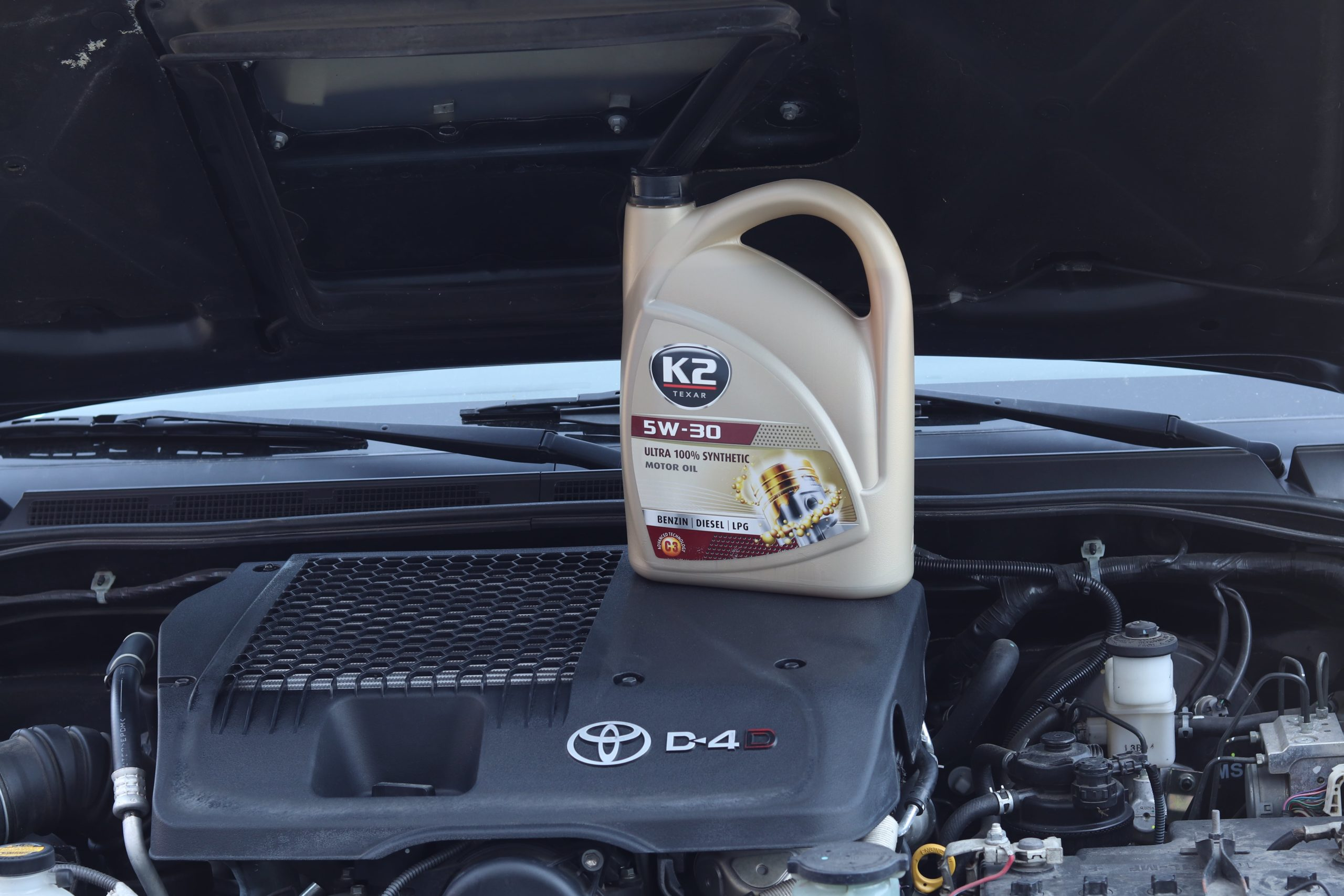 Classification of engine oils – How to read the markings?