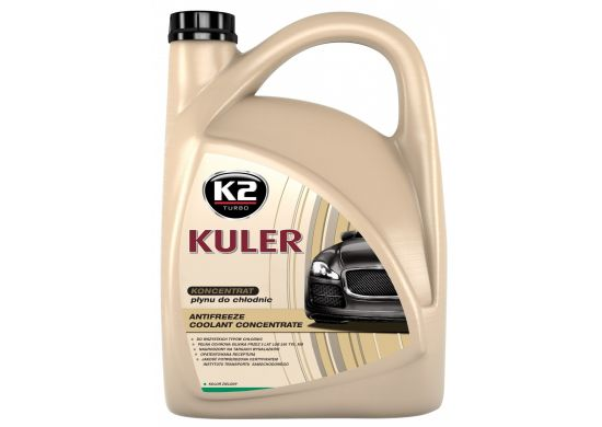 K2 KULER CONCENTRATE GREEN 5 L
